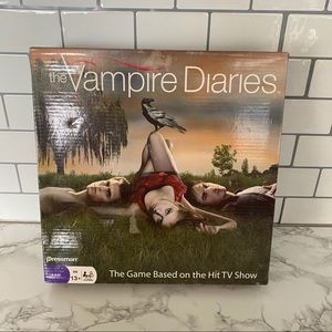 The Vampire Diaries (TV Show) Board Game